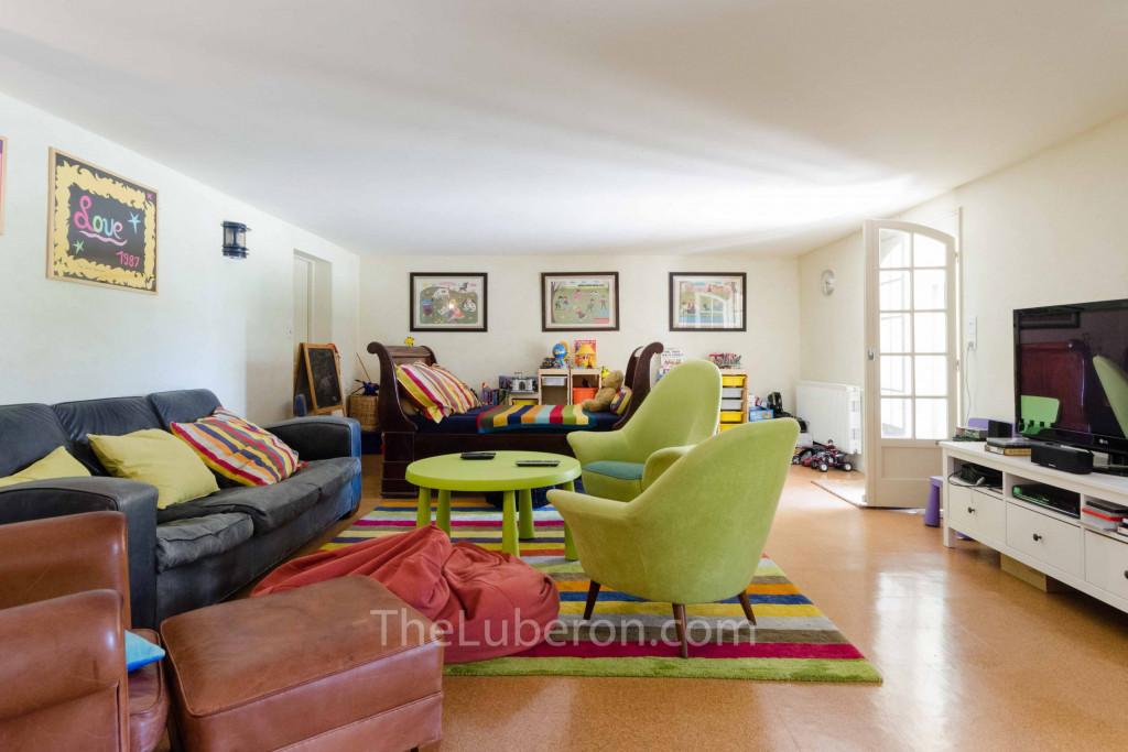 Kids' living room