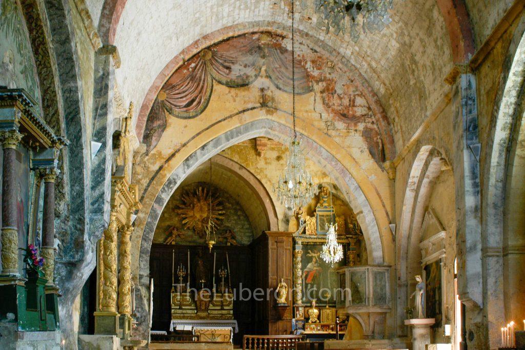 Saint-Martin d'Ansouis church