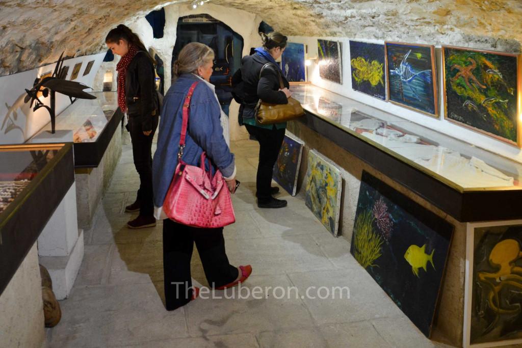 Ansouis extraordinary museum