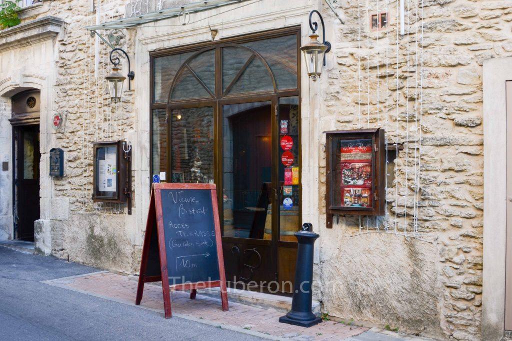 Vieux Bistrot restaurant