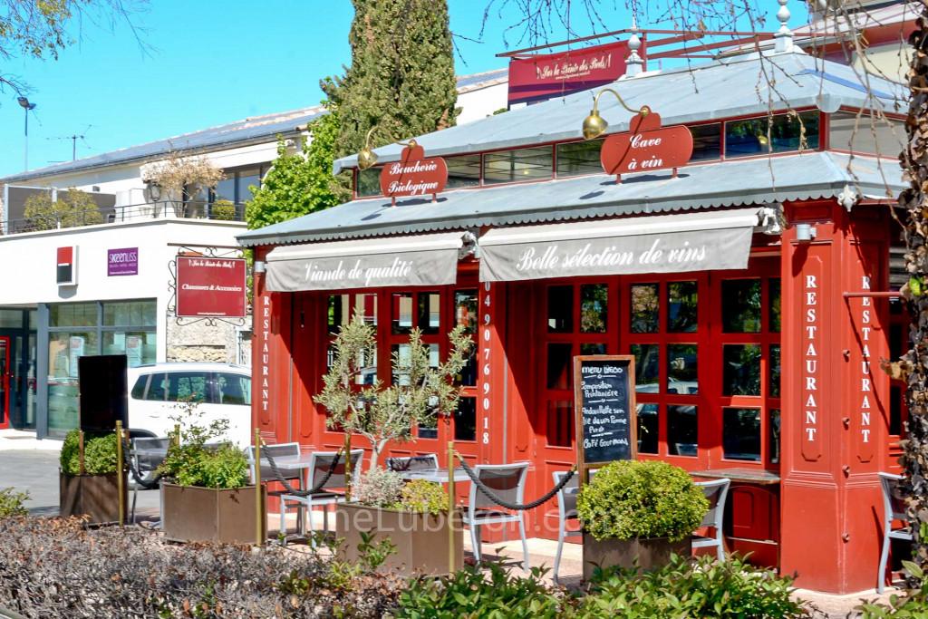 REstaurant in Coustellet