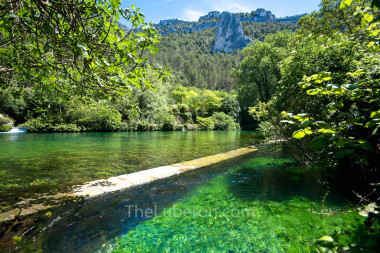 Sorgue river