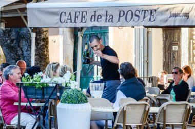 Cafe de la Poste, Goult