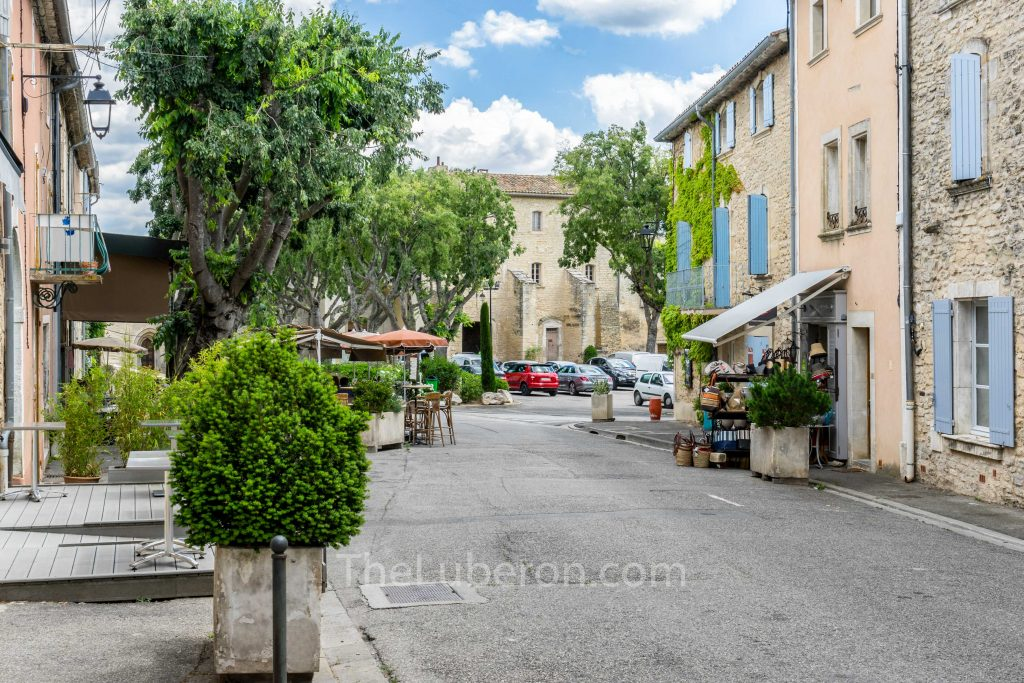 Centre of Goult