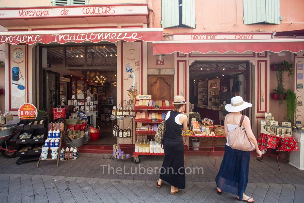 Rue Carnot shop