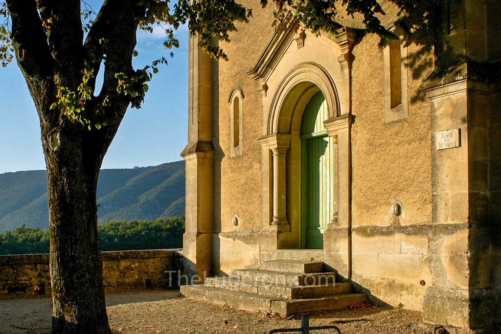 Lacoste church
