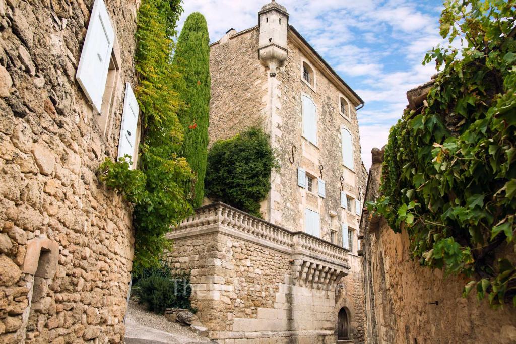 Menerbes fancy house