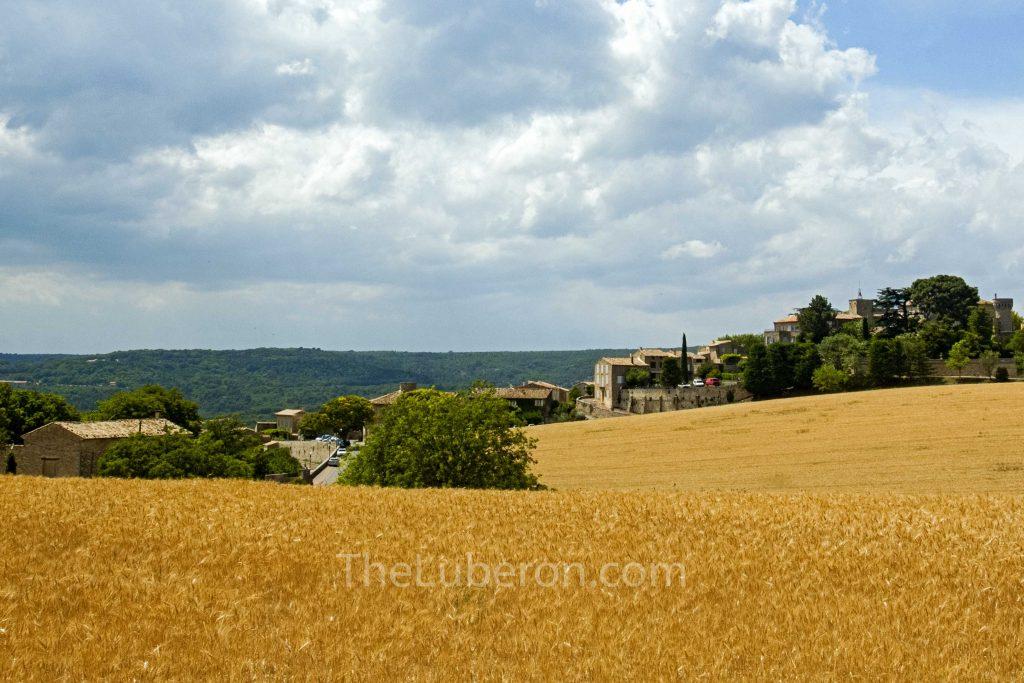Murs across the fields