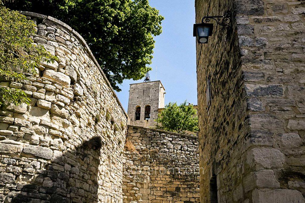 Murs village centre