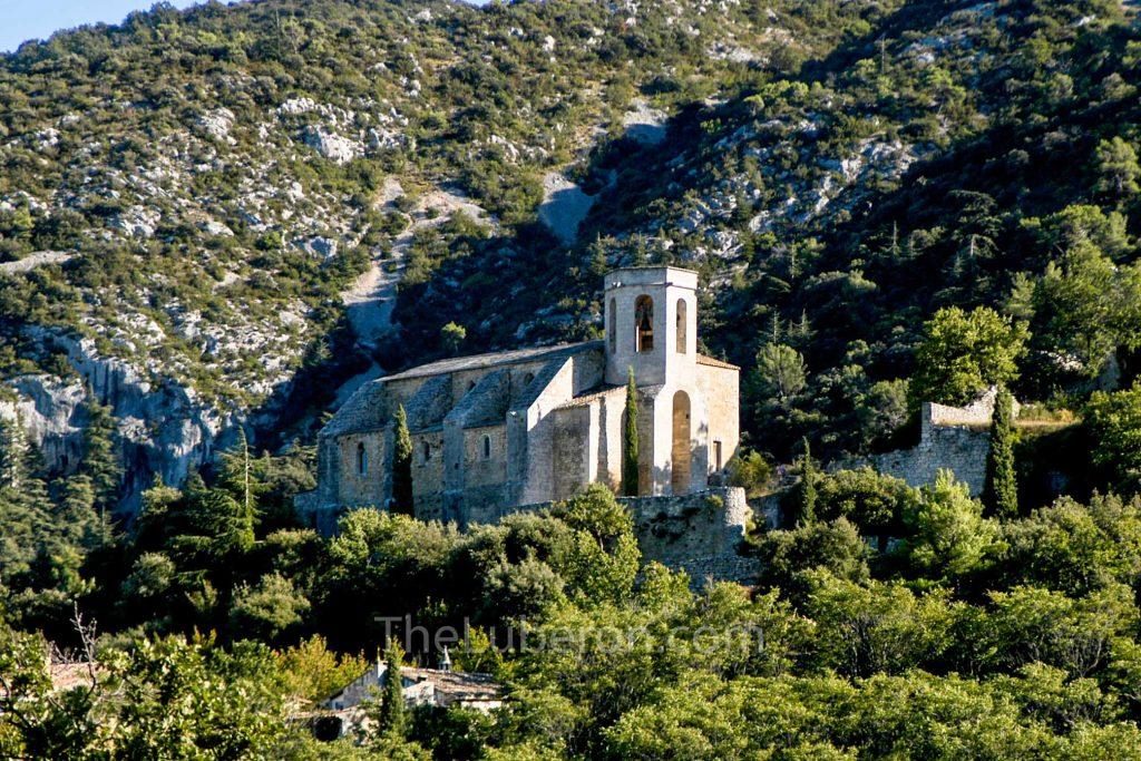 Oppede-le-vieux Notre-Dame-Dalidon