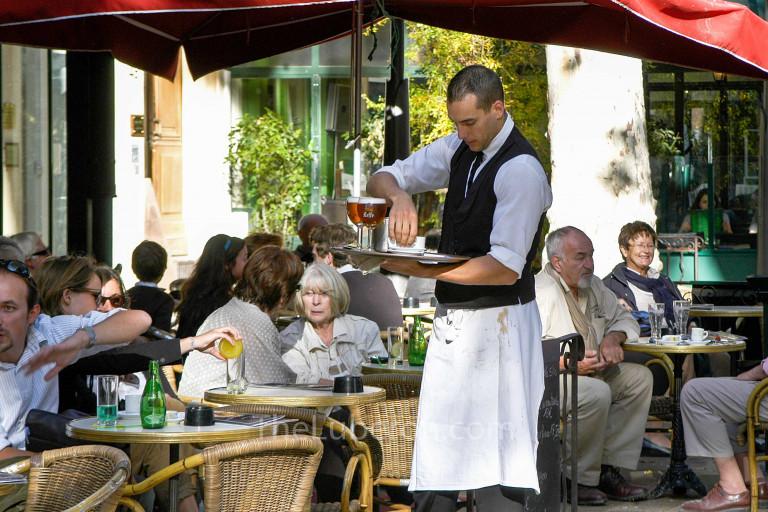 Bar server in Aix