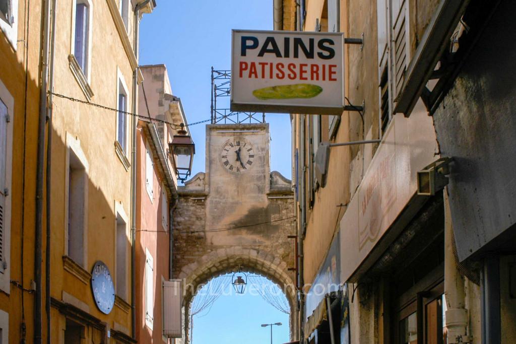 Porte de Saignon