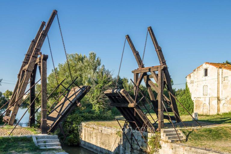 The bridge van Gogh painted