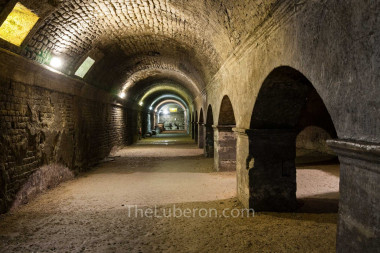 UNderground in the cryptoportiques in arles