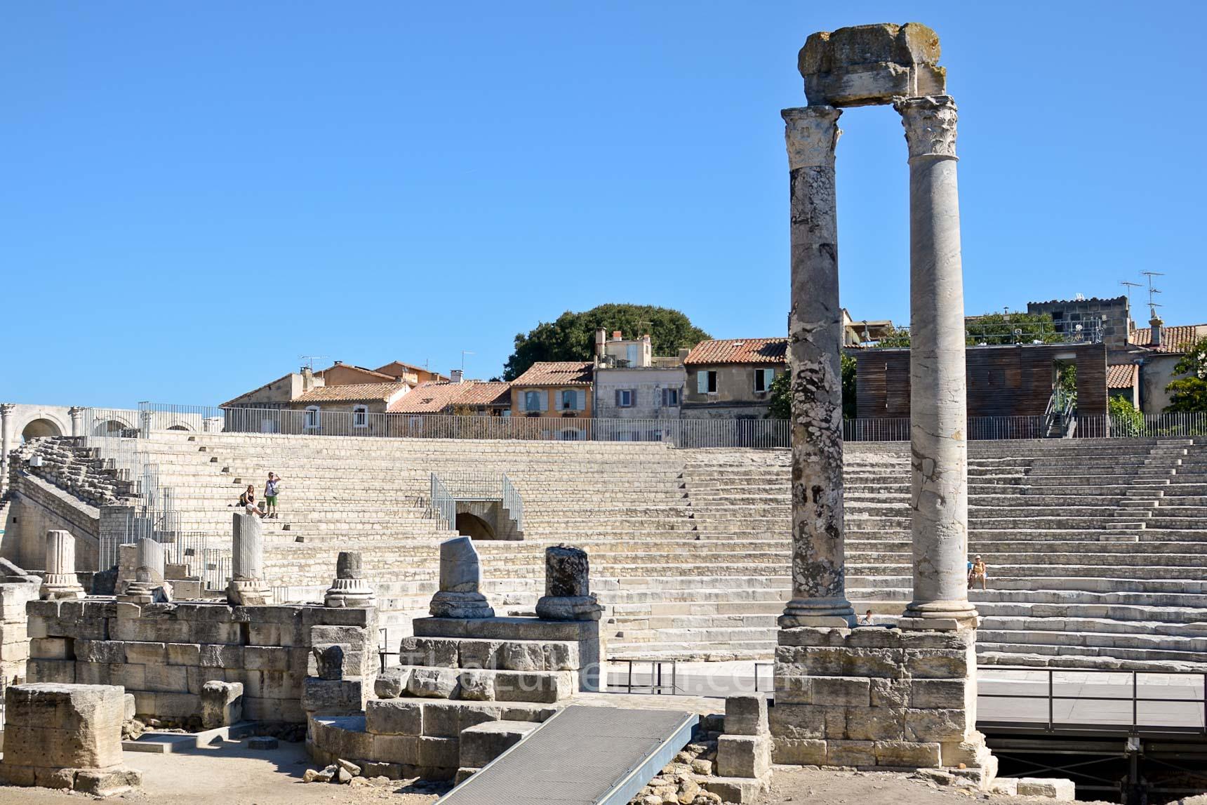 Theatre Antique, Arles