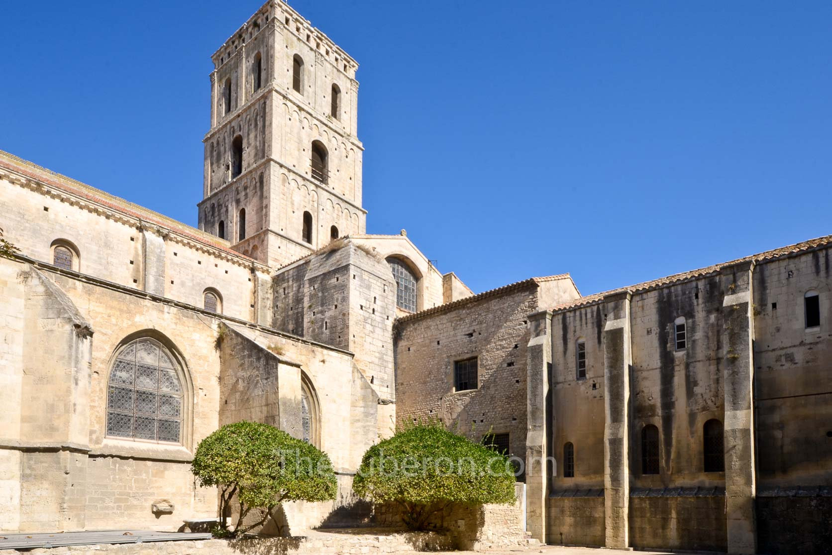 St Trophime church in Arles