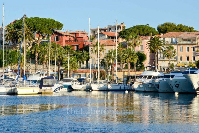 bandol harbour