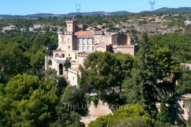 Barben Castle
