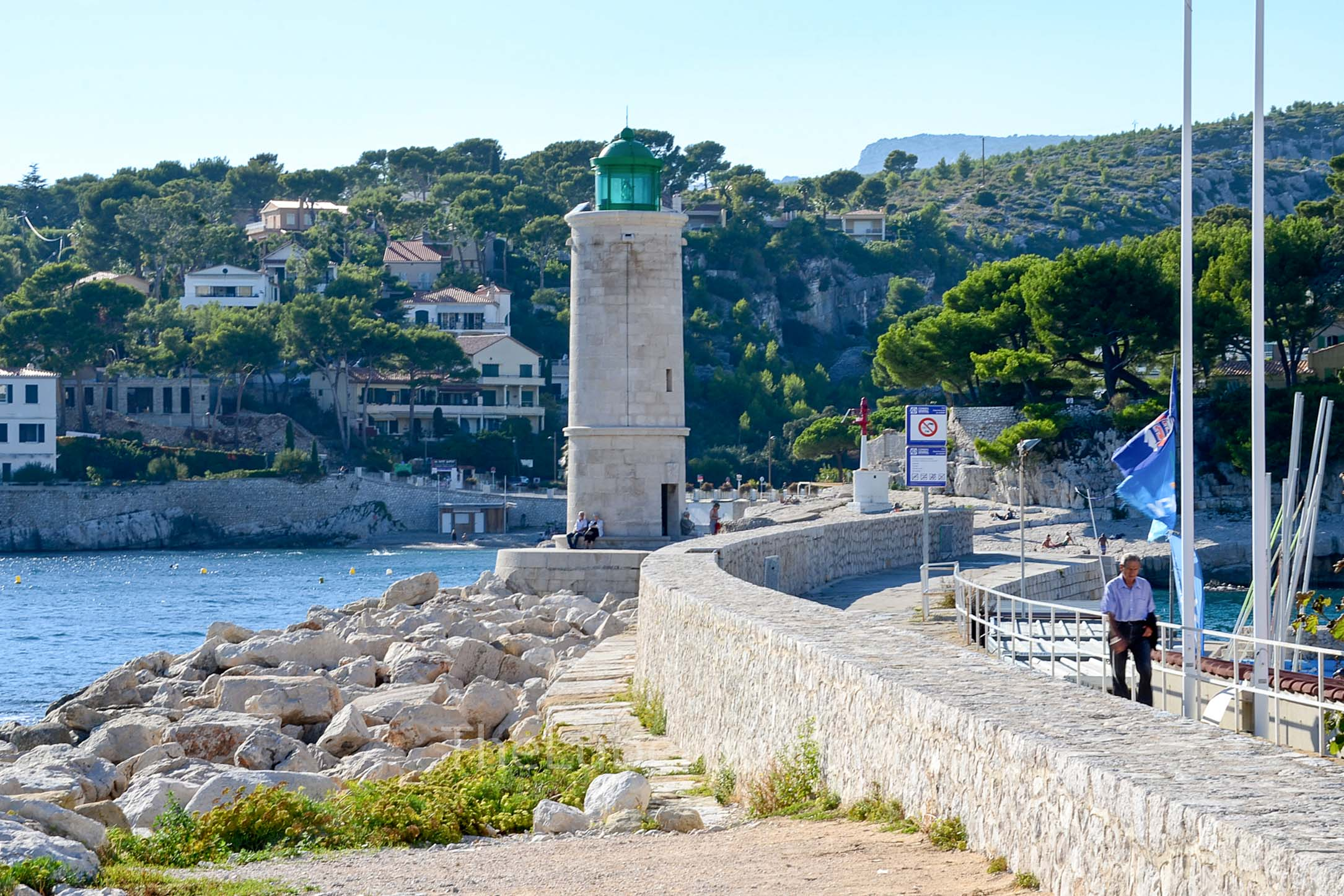 Lighthouse, Cassis