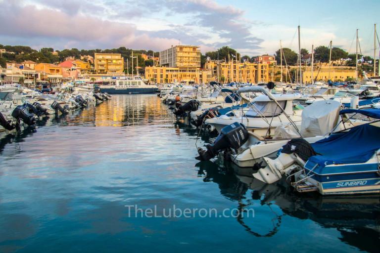 Harbour at Carry-le-Rouet, Cote Bleue