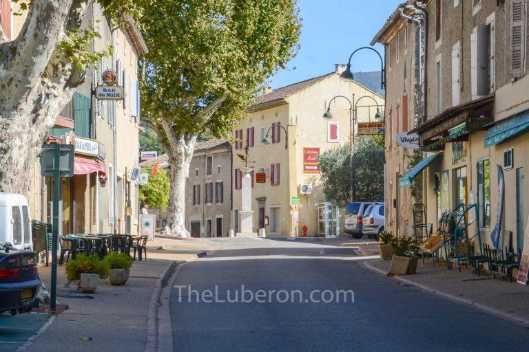 Village of Entrechaux