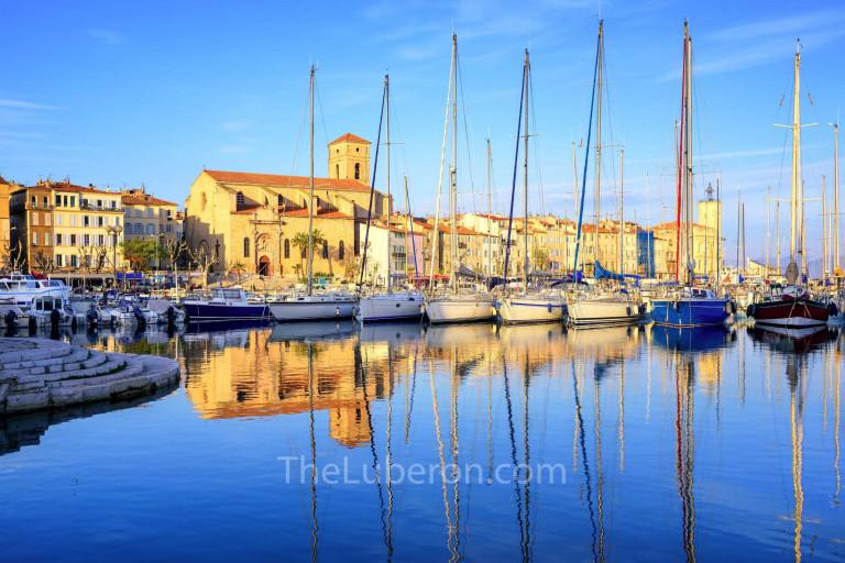 La Ciotat harbour