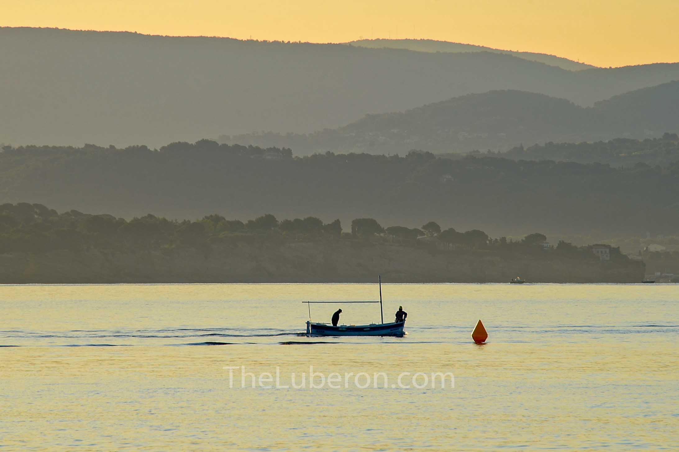 Fishing boat at La Ciotat