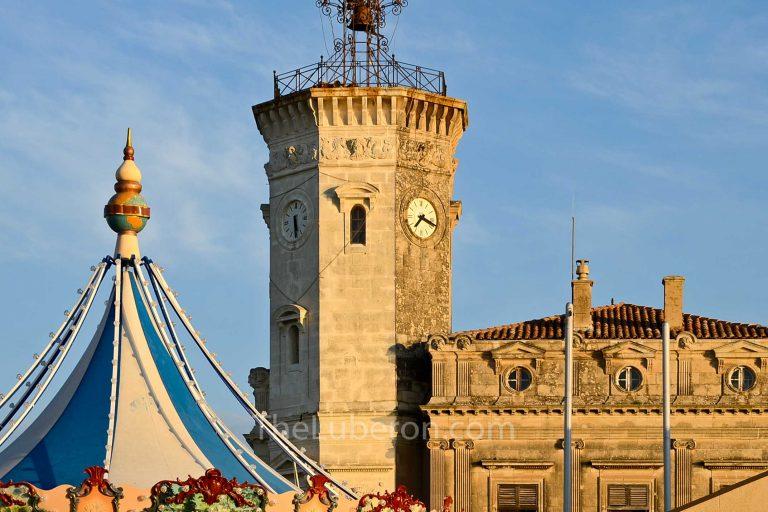 La Ciotat bell tower