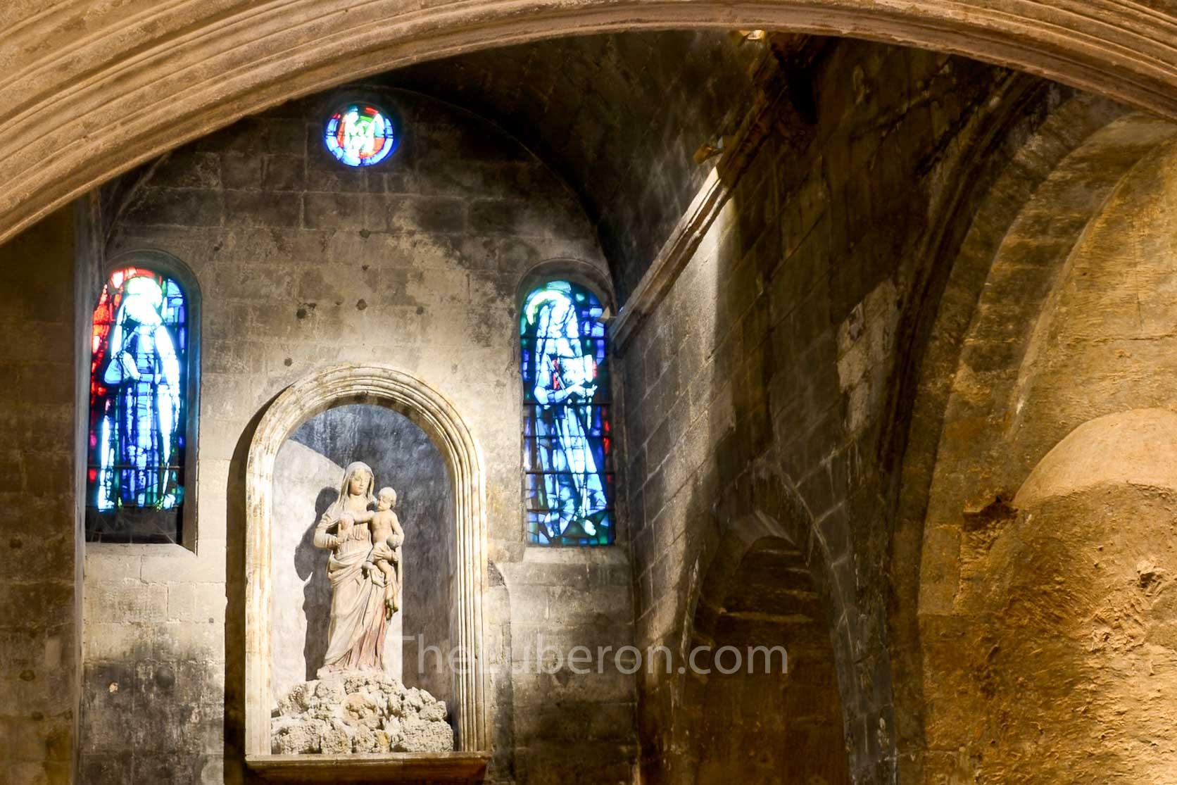 Eglise St-Vincent, Les Baux-de-Provence