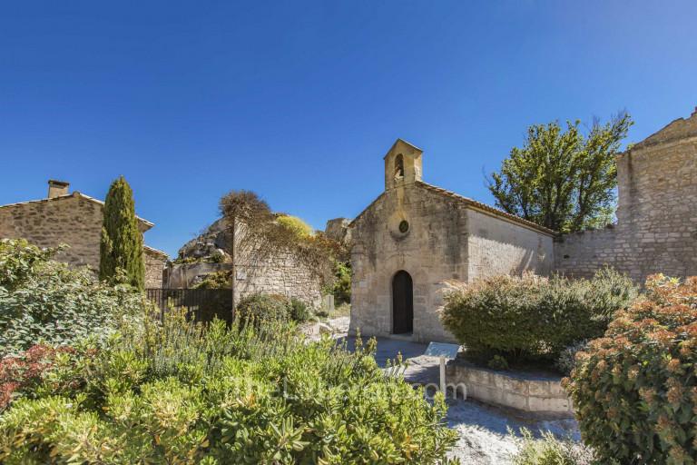 Chapel in Les Baux-de-Provence