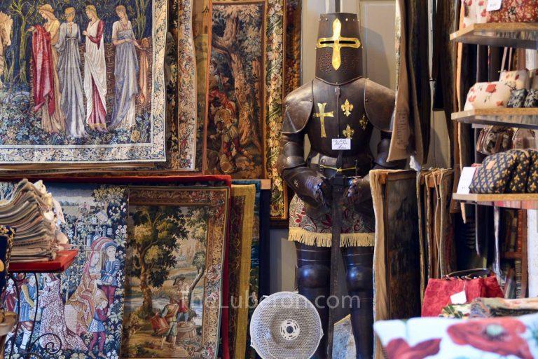 Shop in Les Baux-de-Provence