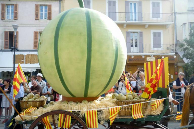 Cavaillon melon festival