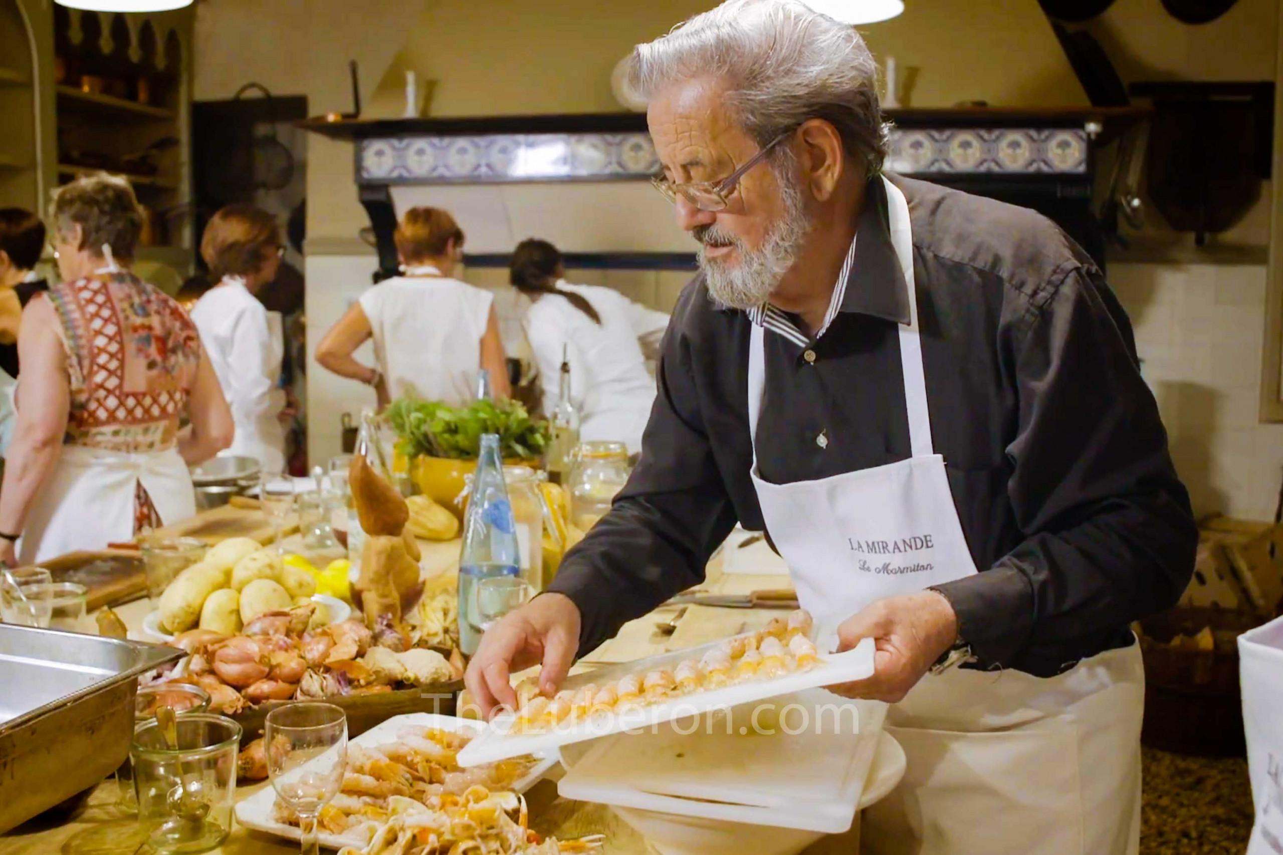 La Mirande cookery course