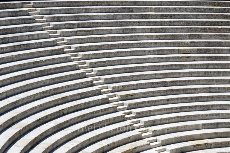 Steps in Roman theatre, Orange
