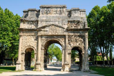 Triumphal Arch, Orange