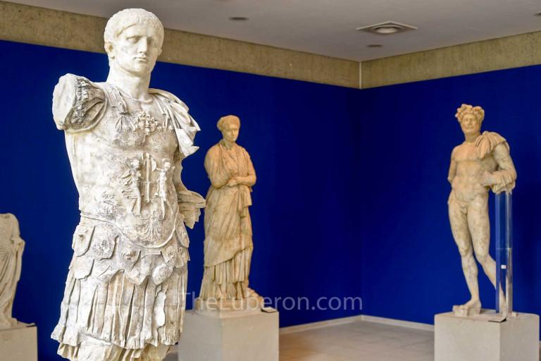 Archaeological museum at Vaison-la-Romaine