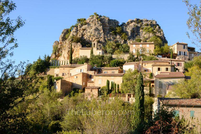 Roque d'Alric view