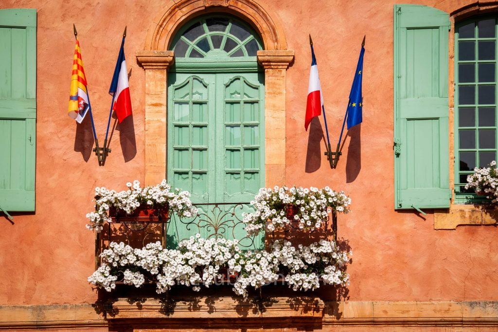 Roussillon town hall