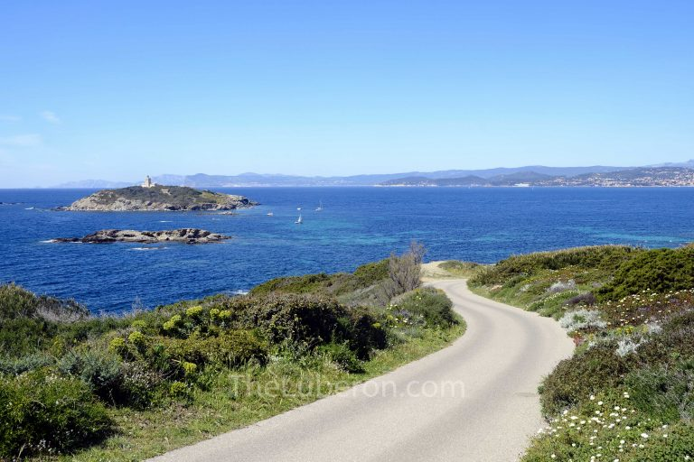 Islands off Sanary-sur-Mer