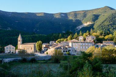 Small village of Savoillan