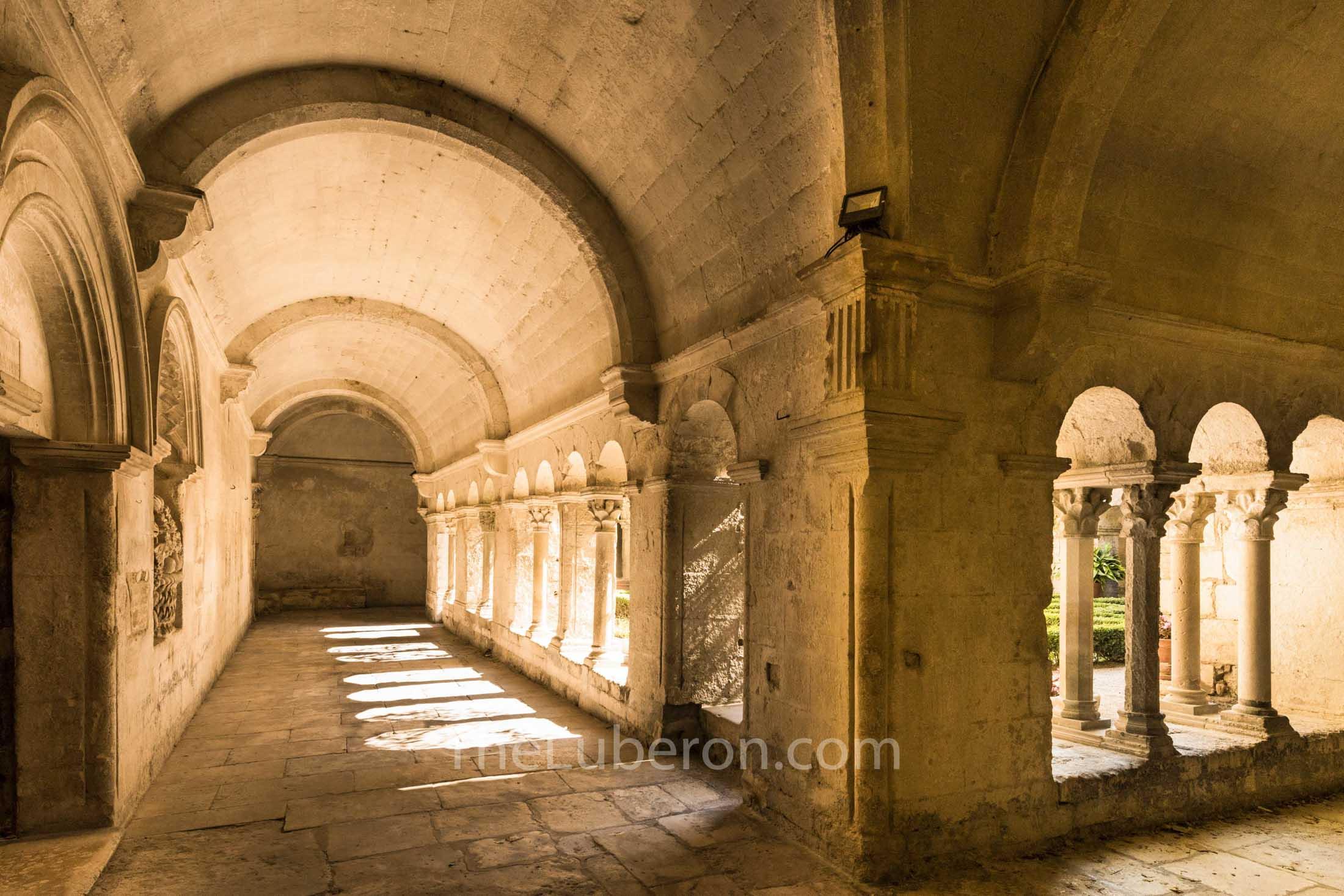 Saint-Paul de Mausole arcade