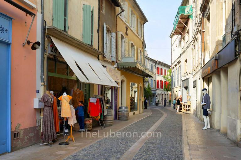 Shops in St-Remy-de-Provence