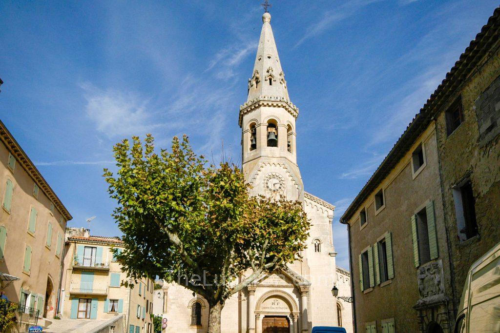 Church of St-Saturnin-les-Apt