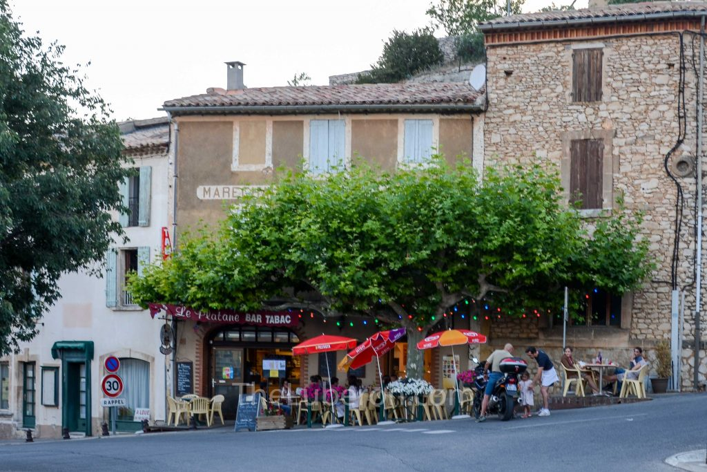 Restaurant in St-Saturnin-les-Apt