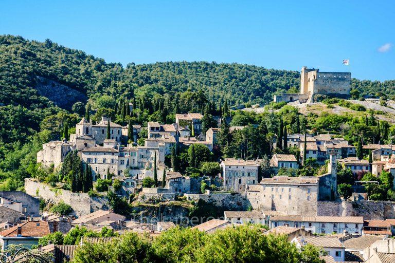 Old town of Vaison-la-Romaine