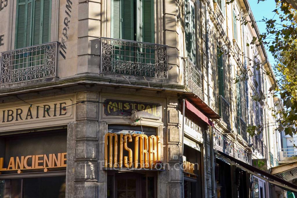 Bookshop in Cavaillon